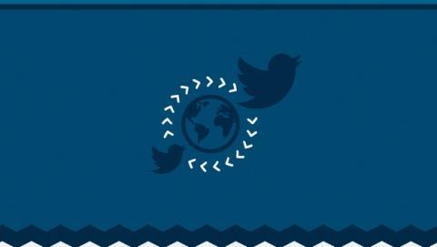 España es el tercer país del mundo en donde Twitter es más popular