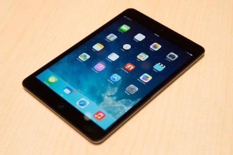 iPad Air pantalla