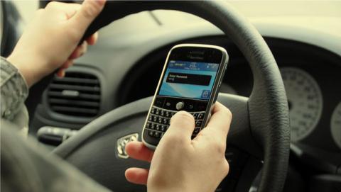 Conducir móvil