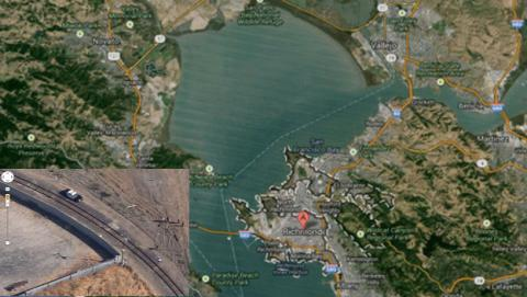 Google eliminará imagen satelital de escena del crimen