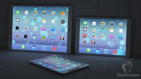iPad 12,9 pulgadas