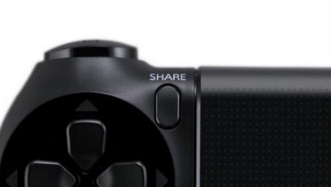Botón Share PS4