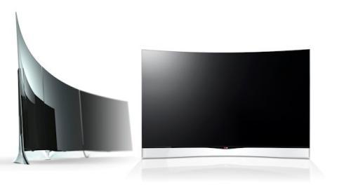 LG lanza en primicia en España su modelo EA9800