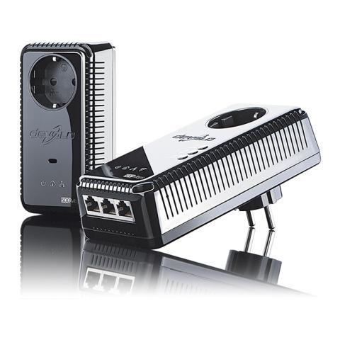 dLAN pro 500 Wireless+