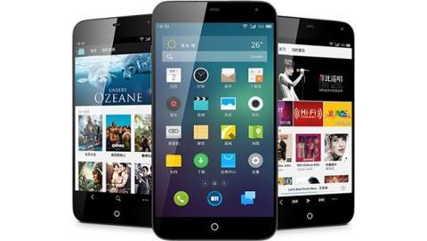 Meizu MX3, smartphone chino con 128 GB de almacenamiento