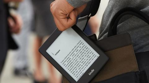 lector de libros de amazon