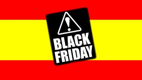 Black Friday tiendas en España 2013