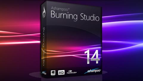 Ashampoo Burning Studio 14,