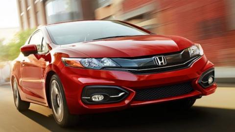 Honda Civic 2014, el primer coche con la función Espejo de iOS 7