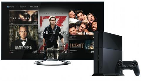 Además de juegos, PS4 ofrecerá contenido multimedia