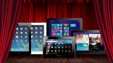 Las mejores tablets de 2013