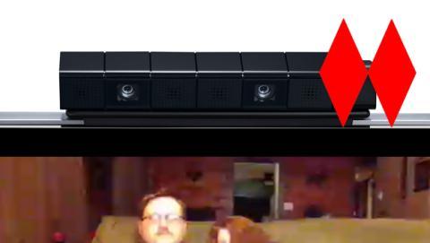 Jugador desnuda a su mujer en vivo ante la cámara de PS4