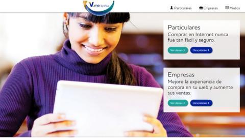 V.me, el monedero virtual de VISA para competir con PayPal