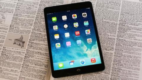 Stock de iPad mini Retina sube en noviembre