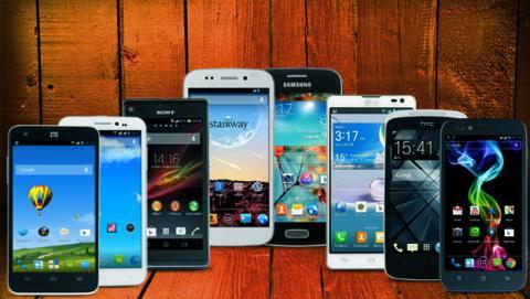 Los mejores móviles baratos de gama media