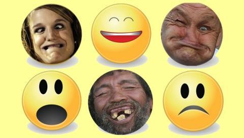 Nokia ha patentado un sistema para crear emoticonos con tu cara. ¡Escalofriante!