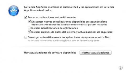 Configura la actualización automática