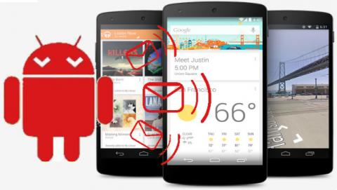 Móviles Nexus vulnerables a ataques por SMS