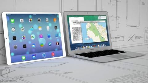 Quanta podría fabricar el iPad de 12.9 pulgadas