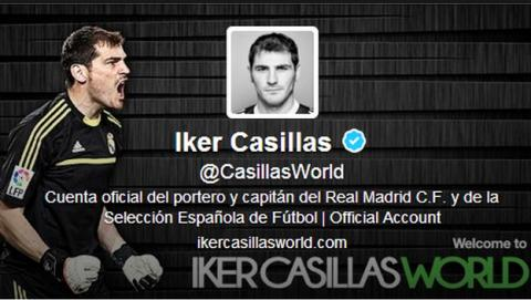 Iker Casillas mete la pata al promocionar un smartphone Samsung... usando su iPhone.
