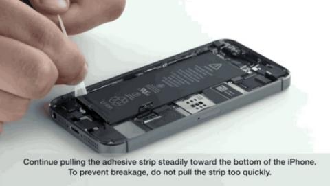 Batería iPhone 5S