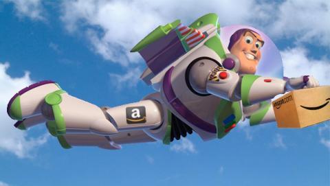 Amazon utilizará drones para envíos en menos de 30 minutos