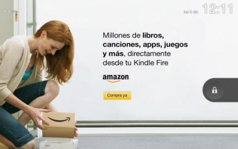 Publicidad Amazon