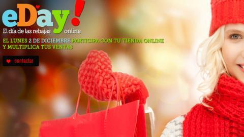 eDay!, la web con las ofertas del Cyber Monday en España