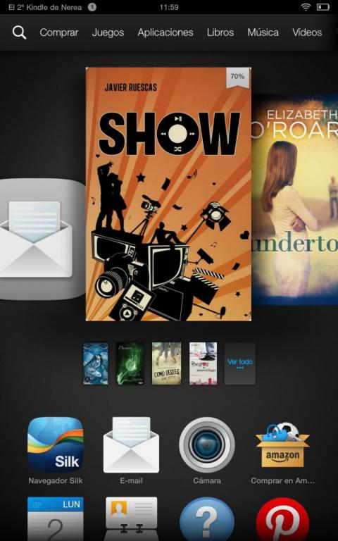 Home Kindle Fire HDX