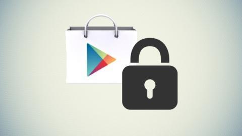 desactivar compras google play