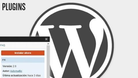 Curso de WordPress: Cómo descargar e instalar plugins