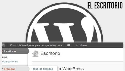 Tutorial de WordPress: Descubre el Escritorio | Tecnología ...