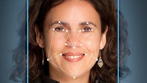 Apple patenta un sistema de reconocimiento facial para que tu iPhone reconozca tu cara.