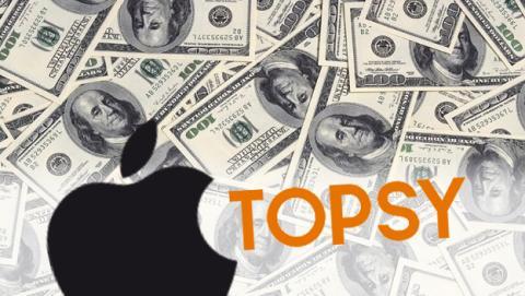 Apple ha adquirido la compañía Topsy por 200 millones de dólares