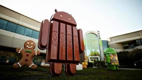 Google se prepara para lanzar a Android 4.4.1 KitKat