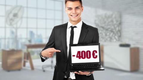 Mejores portátiles por menos de 400 euros