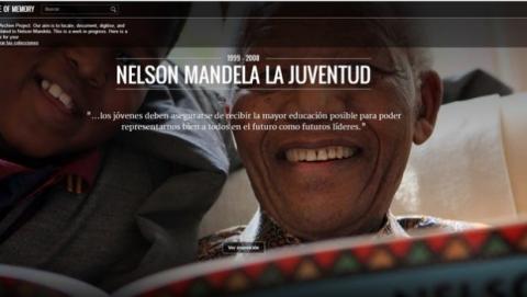 Archivos Nelson Mandela