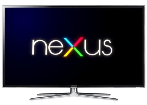 Nexus TV, ¿la televisión de Google?