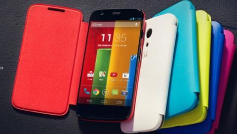 El Motorola Moto G cuesta 123 dólares fabricarlo. ¿Da beneficios?