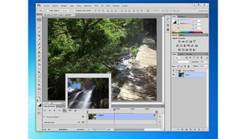 Cambia la duración de tus vídeos con Photoshop CS6