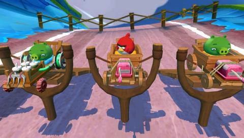 Angry Birds GO! se estrena en iOS y Android con polémicos micropagos