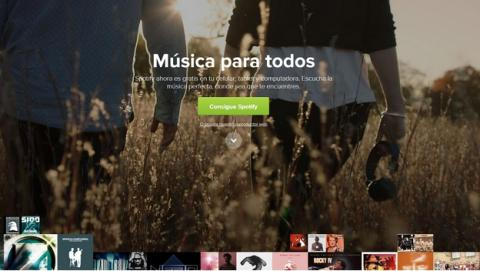 Spotify, gratis en tu smartphone, tablet y PC