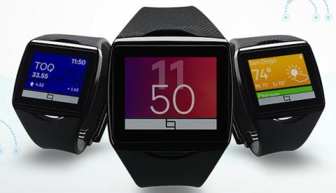 Los mejores smartwatches de 2013