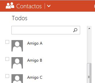 Nuevos contactos