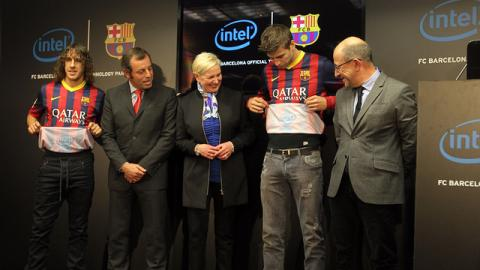 Intel FC Barcelona