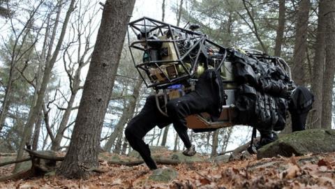 Google compra Boston Dynamics, fabricante de terroríficos robots para el ejército americano