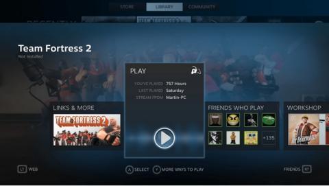 SteamOS beta, el sistema operativo Linux para ejecutar juegos de PC, ya se puede descargar