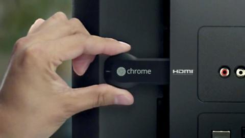 Chromecast llegará a España en 2014, con nuevas apps compatibles