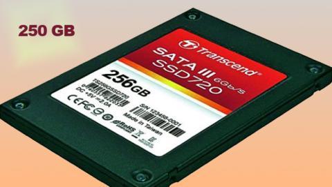 Los mejores discos duros SSD de 250 GB