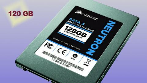 Los mejores discos duros SSD de 120 GB